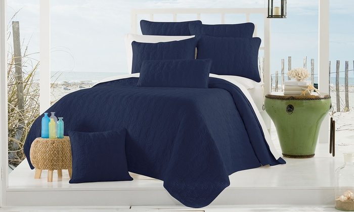 Anchor Chain Cotton Quilt Sets | Groupon Goods : max studio home quilt set - Adamdwight.com