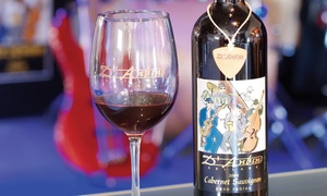 D'Anbino Vineyards & Cellars: Wine Tasting for Two or Four with Cheese at D'Anbino Vineyards & Cellars (Up to 50% Off)