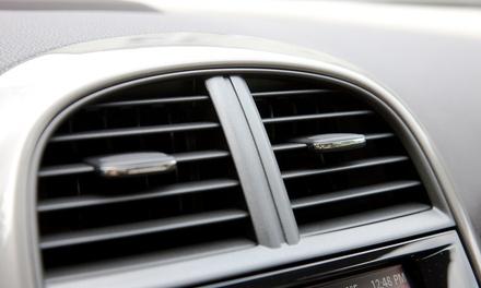 Demarco – Santa Maria Goretti: higienização do ar condicionado e substituição de filtro (opção de carga de gás)