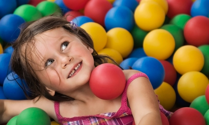 Off the Wall - Crestwood South: Two or Four Combo Play Packs, Five General Admissions, or a Birthday Party at Off the Wall (Up to 55% Off)
