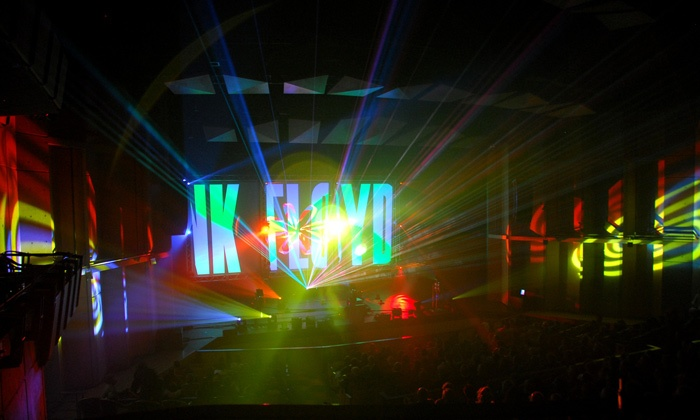 The Pink Floyd Laser Spectacular - House of Blues Anaheim: The Pink Floyd Laser Spectacular at House of Blues Anaheim on Friday, April 24, at 9 p.m. (Up to 51% Off)