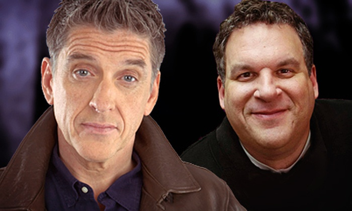 Craig Ferguson and Jeff Garlin - Fox Theater at Foxwoods Resort Casino: Comedy Night for Two to See Craig Ferguson or Jeff Garlin at Comix At Foxwoods Resort Casino (Up to Half Off)