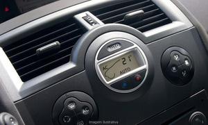 Electrónica Central: Desde $269 por recarga de aire con opción a revisión del sistema para auto o camioneta en Electrónica Central