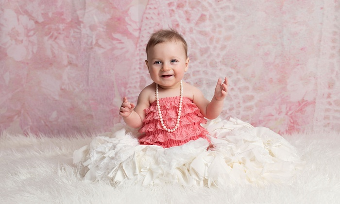 Carolyn Mae Photography - Calgary: C$49 for a Milestone Photography Package