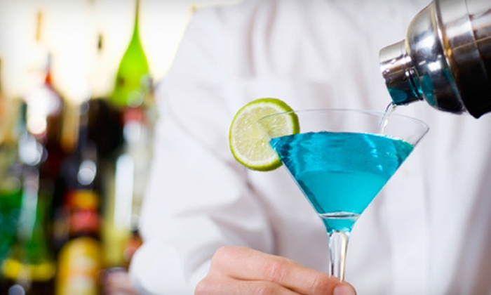 All American Bar and Casino Trainers - Farmington: $75 for a Four-Hour Mixology Class at All American Bar and Casino Trainers ($150 Value)