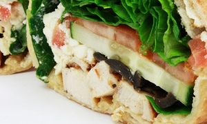 Hummus House - UCF: Pitas, Salads, and Rice Bowls at Hummus House (Up to 40% Off). Two Options Available.