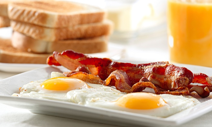 Sunrise Cafe Carmel - Carmel: Breakfast and Lunch for Dine-in or Take-out at Sunrise Cafe in Carmel (Up to 47% Off)