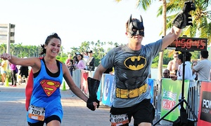 Halloween Half Marathon: $55 for Entry for One in Halloween Half Marathon on Sunday, October 18 ($100 Value)