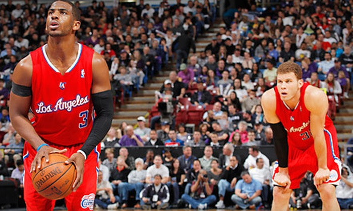 Los Angeles Clippers - STAPLES Center: Los Angeles Clippers Game at STAPLES Center on November 26 or 28 (Up to 44% Off). Four Seating Options Available.