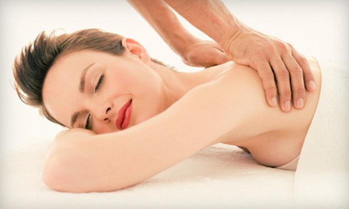 LaVida Massage of Sunnyvale - Sunnyvale: $45 for a One-Hour Swedish or Deep-Tissue Massage at LaVida Massage of Sunnyvale ($89.95 Value)