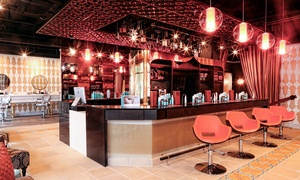 Heat Lounge: One or Three Blowouts or an Ultimate Makeover at Heat Lounge (Up to 56% Off)