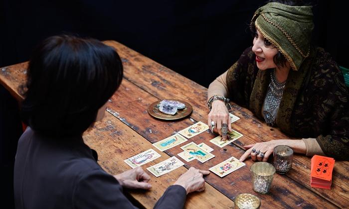 Eric Adams / Savanha Reeves Adams - Psychic Readings By Eric - Great Uptown: 30-Minute Tarot Card Reading at Psychic Readings By Eric (83% Off)
