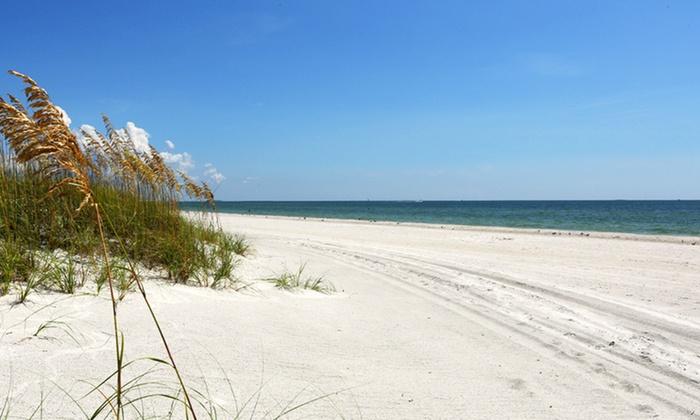 Family Friendly Beach Hotel On Florida Barrier Island