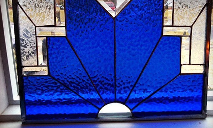 The Glass Bar - Needham: $75 for a Six-Week Stained-Glass Workshop for One at Arte Mozzafiato ($150 Value)
