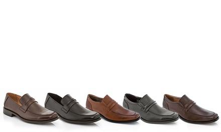 Franco Vanucci Men's Dress Loafers