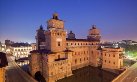 Ferrara: camera con colazione o mezza pensione e Spa privata per 2 a 74€euro