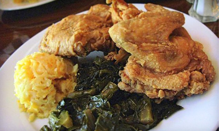 Eclectic Soul Food - Blue Island: $20 Worth of Soul Food