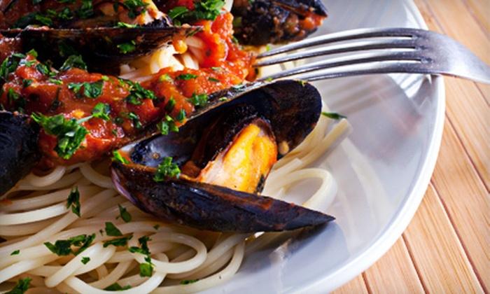 La Contessa Ristorante - Walkerville: $25 for $50 Worth of Italian Food for Two or More at La Contessa Ristorante