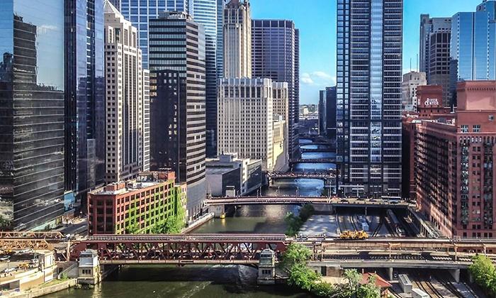 Chicago Loop Bridges - The Loop: Explore the Kinetics of Chicago's Massive Moving Bridges