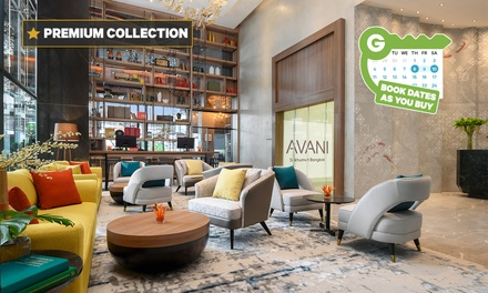 Bangkok: Avani Room for Two with Breakfast, Wi-Fi and Drink at 4* Avani Sukhumvit Bangkok
