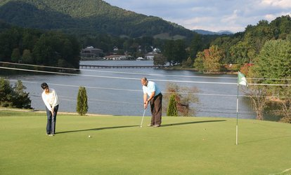 Up to 48% Off Round of Golf at Lake Junaluska Golf Course