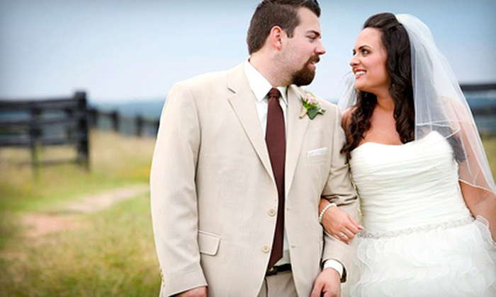 Red Pony Photography - Athens, GA: Photo Shoot for Up to Five or a Five-Hour Wedding-Photo-Shoot Package from Red Pony Photography (Up to 80% Off)