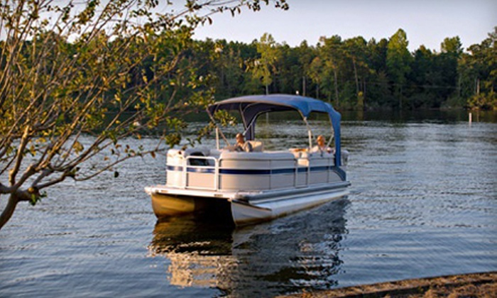 Let's Catch Fish - Rochester: Four-Hour Level 1, Level 2, or Deluxe Pontoon Rental from Let's Catch Fish (Up to 51% Off)