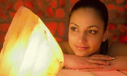 Uno o 3 massaggi in grotta di sale