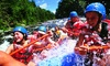 High Country Adventures - Ocoee: Whitewater Rafting on Middle Ocoee River from High Country Adventures (Up to 63% Off). Four Options Available.