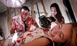 Haunted Mill: Haunted Mill Admission for Two or Four at The Haunted Mill (Up to 42% Off)