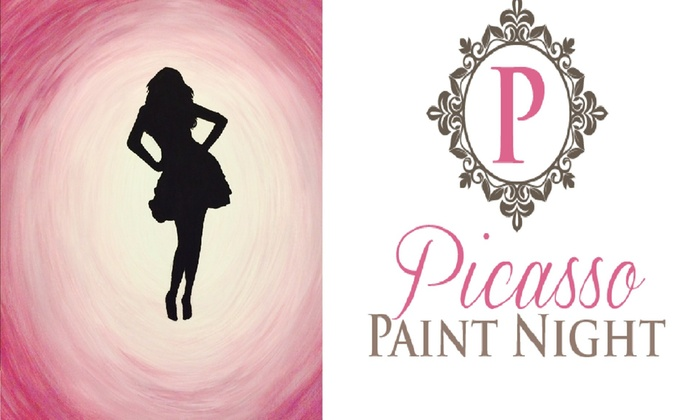 Picasso Paint Night - Huntington Station: Up to 42% Off Painting Parties at Picasso Paint Night