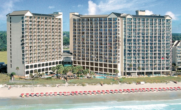 Kid Friendly Oceanfront Suites Near Myrtle Beach