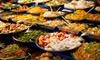 Restaurant Weißer Lotus - Weisse Lotus-Restaurant: Asiatisches All-you-can-eat-Buffet für bis zu 4 Personen im Restaurant Weißer Lotus (bis zu 27% sparen*)