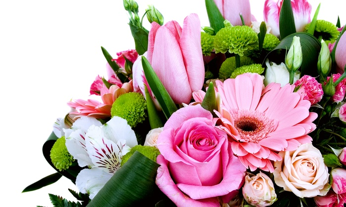 Flower Classroom - Shawnee Mission: Flower-Arranging Class for One or Two at Flower Classroom (Up to 53% Off)