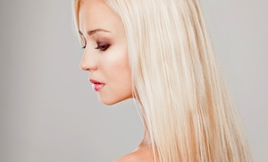 Salon@10: Keratin Treatments and Haircut and Highlights Packages at Salon@10 (Up to 64% Off). Five Options Available.