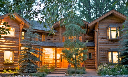 2-, 3-, or 4-Night Stay for Two with Optional Safari and Dinners at The Bentwood Inn in Jackson Hole, WY