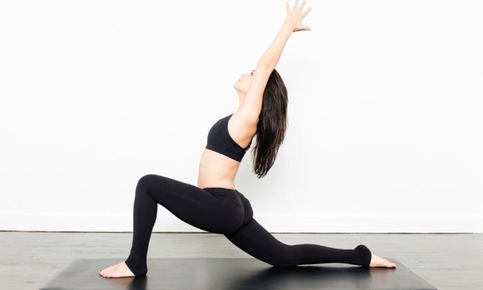 Blume Yoga & Wellness - Conyers: Two Yoga Classes at Blume Yoga and Wellness (67% Off)