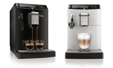 Saeco Espresso-and-Coffee Maker Groupon Goods