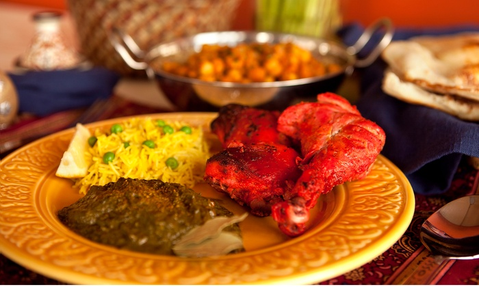A Taste of India - Battle Creek: $15 for $30 Worth of Indian Cuisine at A Taste of India