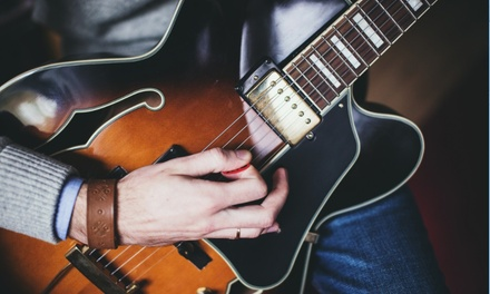 $15 for One Music Lesson ($32 Value) — Murphy's Music