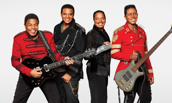 The Legends Of Motown Feat. The Jacksons With Special Guests The Commo - Sands Bethlehem Event Center: The Legends of Motown feat. The Jacksons with Special Guests The Commodores on September 20 at 7 p.m.