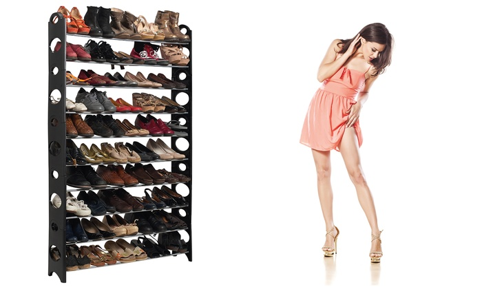 Meuble Chaussures  Ou  Paires  Groupon