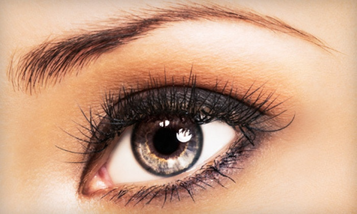Iy Kandii Lash Boutique - Country Club Estates: Full Set of Eyelash Extensions with Optional Bottom Set or Touchup at Iy Kandii Lash Boutique (Up to 68% Off)