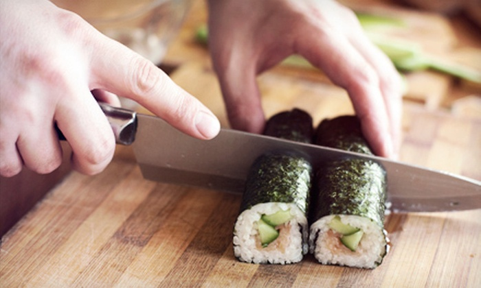 Sushi House - Florida Mall: Sushi Class for One or Two at Sushi House (Half Off)