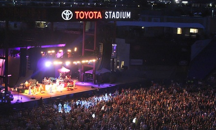 Jimmy Buffett at Toyota Stadium on Saturday, May 30, at 7 p.m. (Up to 55% Off)