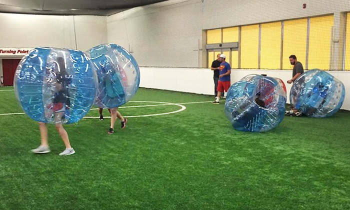 Turning Point Soccer - Jenks: $149 for One Hour of Bubble Soccer for Up to 15 People at Turning Point Soccer ($300 Value)