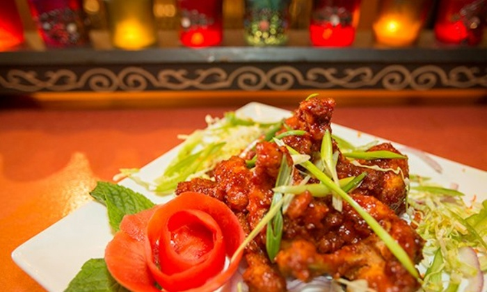 Jai Ho-Boulder - Whittier: $12 for $20 Worth of Indian Food at Jai Ho-Boulder