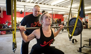 Austin Simply Fit: $58 for Three Personal Training Sessions at Austin Simply Fit ($210 Value)