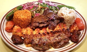 $12 for Two Groupons, Each Good for $10 Worth of Food for Two at Istanbul Turkish Cuisine ($20 Value)