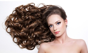 KIS Hair Salon: $19 for a Wash and Blow-Dry, $29 with Hair Cut or $89 with Full Head of Foils at KIS Hair Salon, CBD (Up to $160 Value)